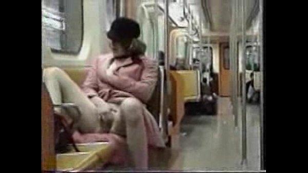 Masturbation Dans Un Train