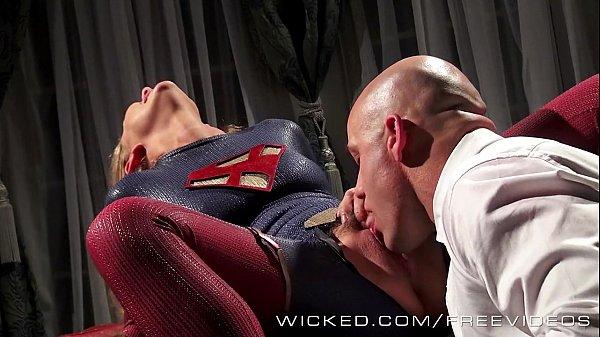 Supergirl Fucked