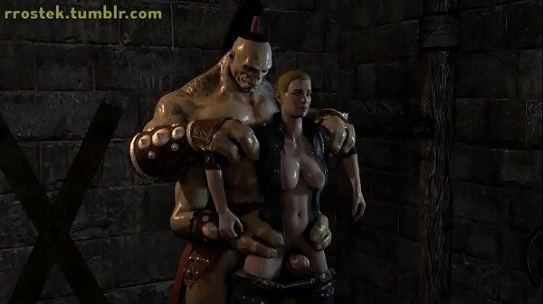 Mortal Kombat X Porn