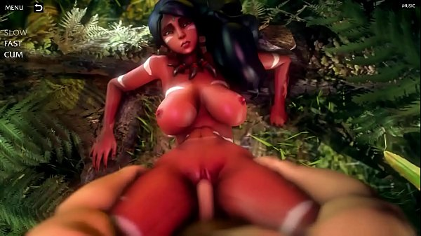 Nidalee Queen Of The Jungle