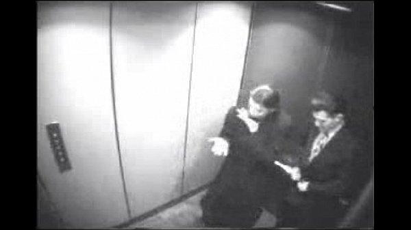 Pipe Dans L'ascenseur
