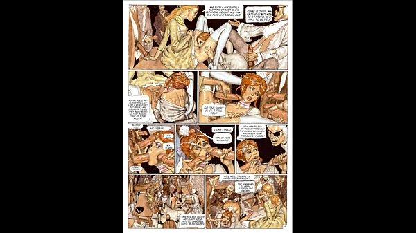 Free Erotic Comics