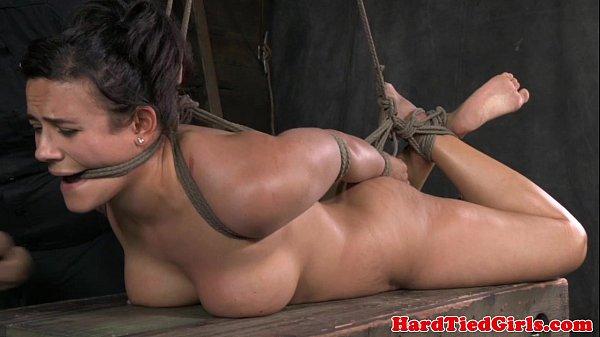 Tied Up Bondage