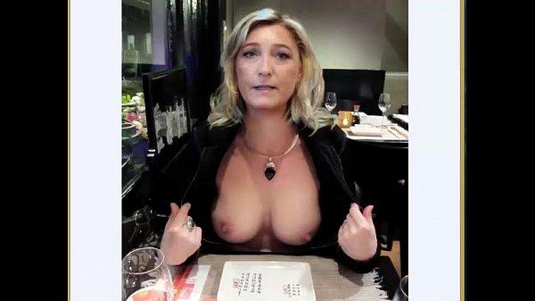 Pierrette Lepen Nue