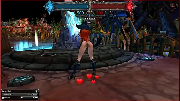 Miss Fortune Sex