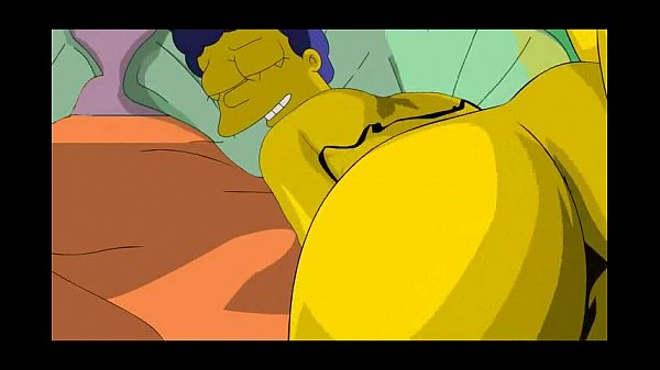 Simpsons Marge Sexy