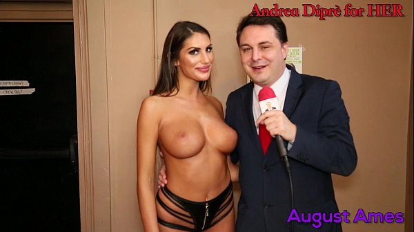 August Ames Interview